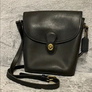 Coach Vintage Navy Bag
